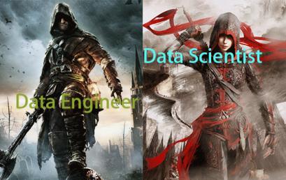 理论上说,什么是数据工程师,什么是数据科学家