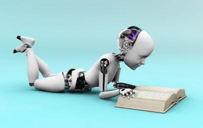 在这个机器人崛起的时代,不自我革新无异于等死