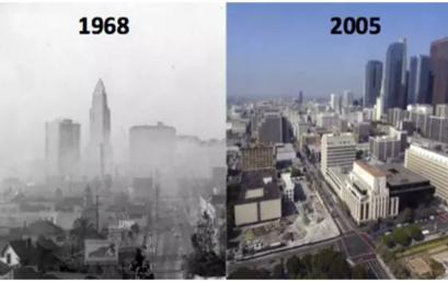 从洛杉矶到府南河:1.洛杉矶雾霾斗争史