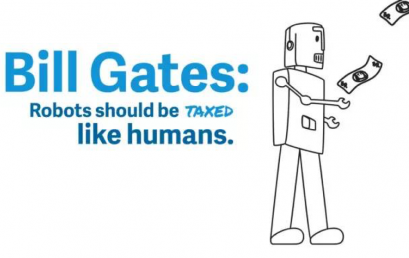 对机器人征税?比尔盖茨为何公然反对自动化浪潮?