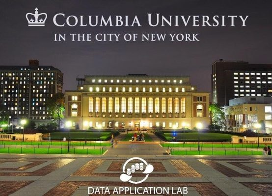 Data Science and Big Data career seminar, at Columbia University: The trend and job opportunities in Data Science, and on-site recruiting