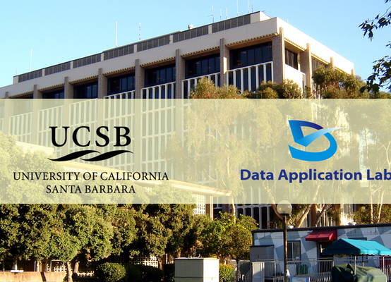 Data Science and Big Data campus tour, at UCSB, 2017: The trend and job opportunities in Data Science