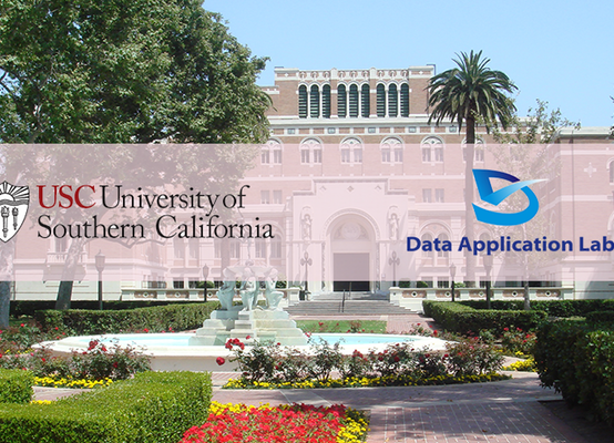 Data Science and Big Data campus tour, at USC, 2017: The trend and job opportunities in Data Science