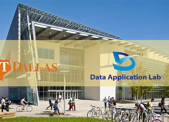 Data Science and Big Data career seminar, at UT Dallas: The application and job opportunities in Data Science