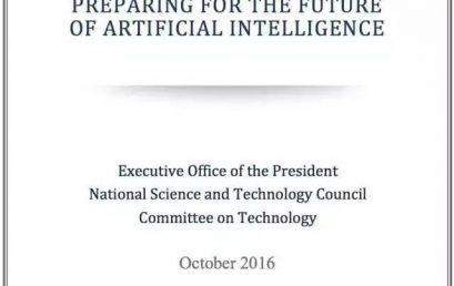 详解白宫报告:人工智能,自动化与经济