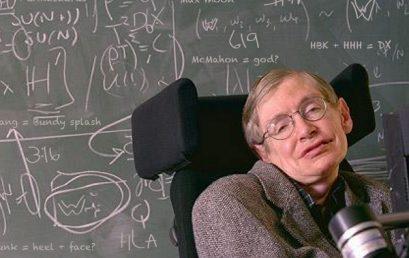 """霍金与你一起畅谈""""科学复兴"""""""
