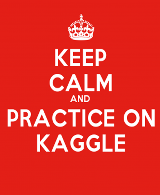 How to Get a High Rank in Kaggle