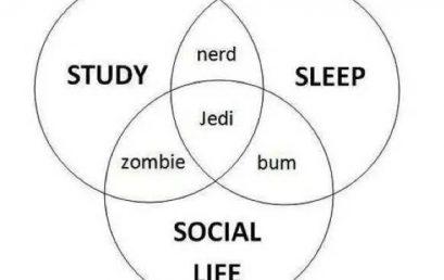 想在美国大学拿高分又懂社交,代价就是别睡觉!