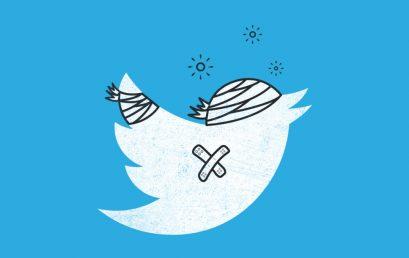 寻找推特的关注者