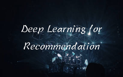 Live Webinar: Deep Learning for Recommendation System