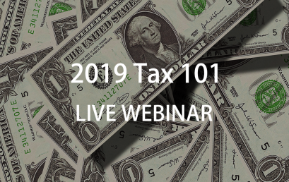 Live Webinar: How to do your tax in 2019