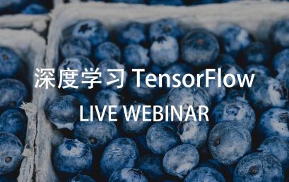 Live Webinar: TensorFlow Introduction