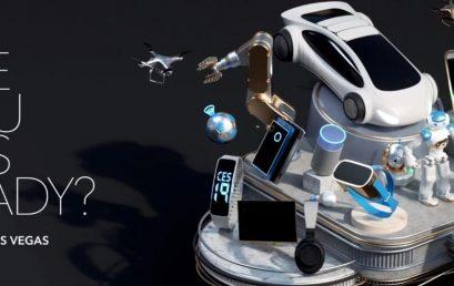三分钟带你走进宇宙第一科技展 — CES