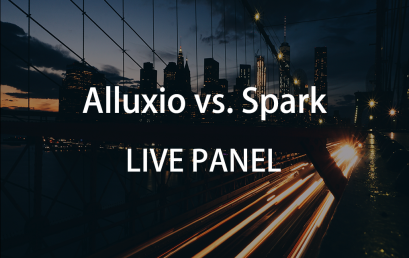 Live Webinar: Running Apache Spark with Alluxio for Fast Data Analytics
