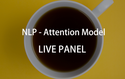 Live Webinar: Attention Model in Nature Language Processing