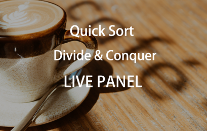 Live Webinar: From Quick Sort to Divided & Conquer