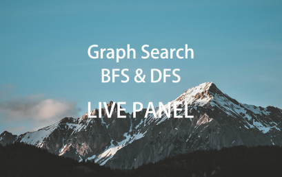 Live Webinar: Graph Search; BFS & DFS
