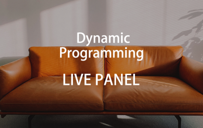Live Webinar: What is the core of Dynamic Programming?