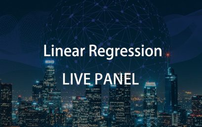 Live Webinar: How to use linear regression to do anticipatory analysis