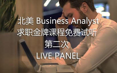 The 2nd Free Experience of Business Analyst Course