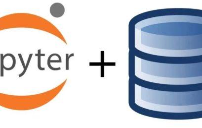 如何在Jupyter Notebook里运行SQL?