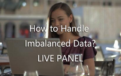 How to Handle Imbalanced Data?